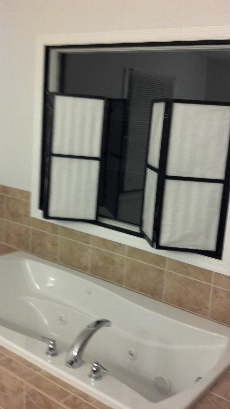 Joecullin com blog archive diy bi fold window shades for Build your own window